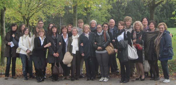 <a href='http://www.gitim.it/photo-galery.html'></a><br /><span>Allievi e membri Gitim con la dottoressa Marisa Spinoglio</span>